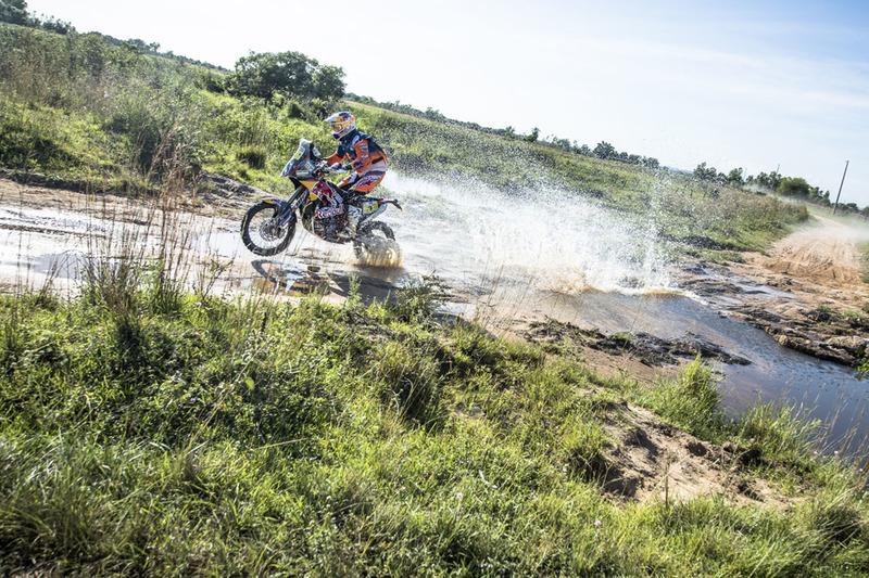 #1 Red Bull KTM Factory Team: Toby Price