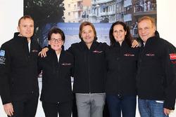 Michael Killerich, Ellen Lohr, Marc Gindorf, Birgitt Dietel and Richard Borfiga