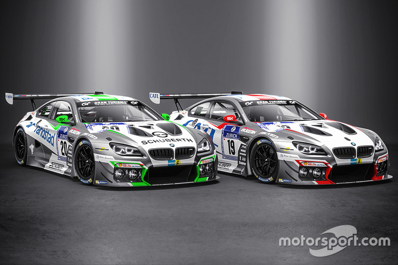 schubert motorsport bmw m6 gt3 bei pr sentation schubert motorsport langstrecke fotos. Black Bedroom Furniture Sets. Home Design Ideas