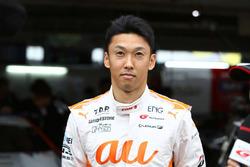 #36 Team Tom's Lexus LC500: Kazuki Nakajima