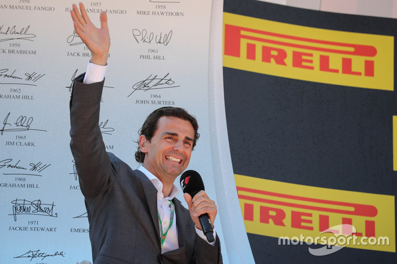 Педро де ла Роса  (104 гонки Ф1, более 365 тестовых дней)