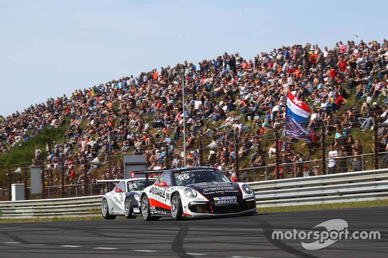 Гонка Кубка Porsche GT3