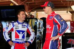 Ty Majeski, Roush Fenway Racing Ford, Ryan Reed, Roush Fenway Racing Ford