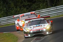 #22 Wochenspiegel Team Monschau, Ferrari 488 GT3: Georg Weiß, Oliver Kainz, Jochen Krumbach
