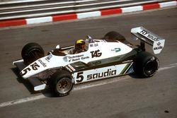 Derek Daly, Williams FW08 Ford