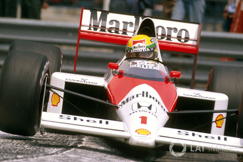 1989 Monaco: McLaren MP4/5