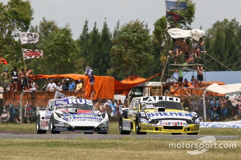 Emanuel Moriatis, Martinez Competicion Ford, Juan Martin Trucco, JMT Motorsport Dodge
