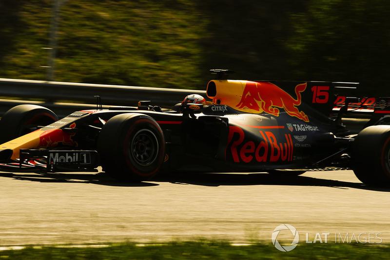 Пьер Гасли, Red Bull Racing RB13