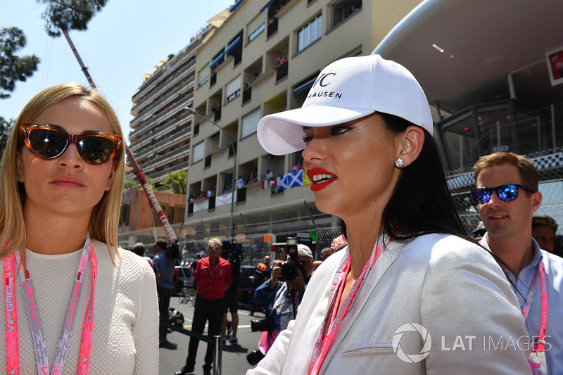 Carmen Jorda, Renault Sport F1 Team Development Driver, Adriana Lima, Model