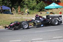 Joël Roussel, Lola B0250 Zytek F3000, Atelier de la Tzoumaz