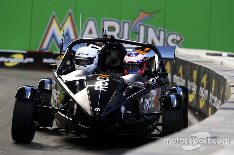 Jenson Button, Ariel Atom Cup