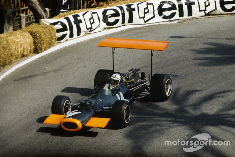 John Surtees, BRM P138