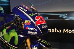 Motor Maverick Viñales, Yamaha Factory Racing