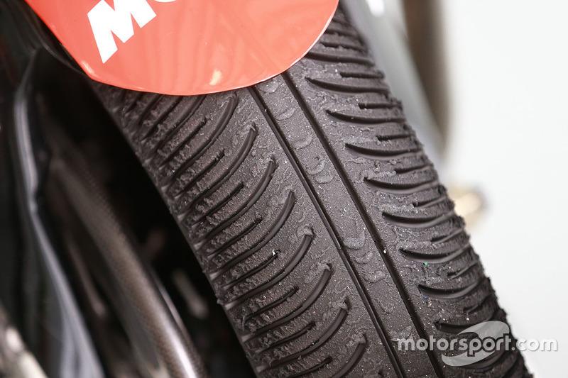 Michelin neumático de lluvia