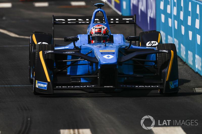 Pierre Gasly, Formula E