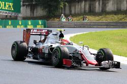Esteban Gutieérrez, Haas F1 Team VF-16