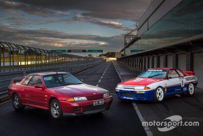 Präsentation: Nissan GT-R in Australien