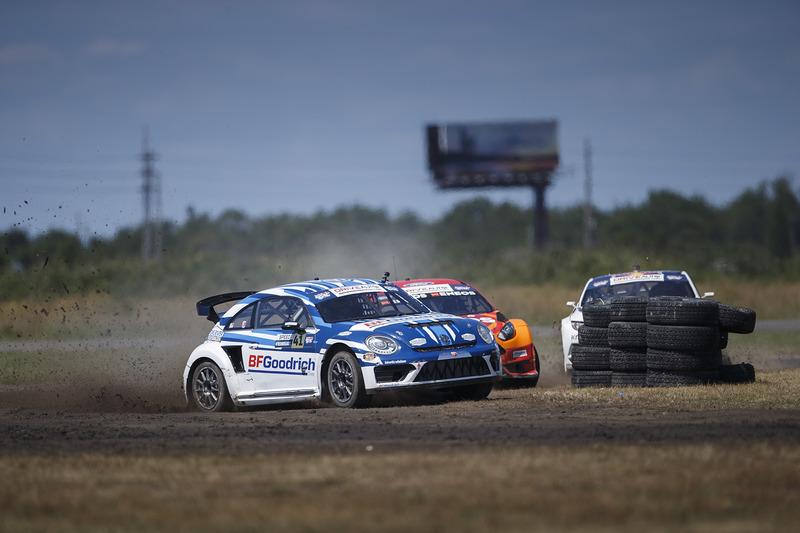 Scott Speed, Volkswagen