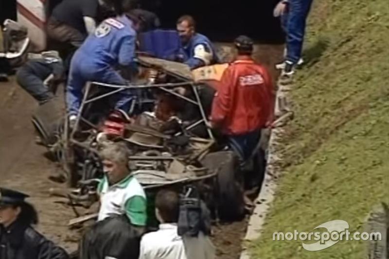 Acidente de Gualter Salles em Buenos Aires em 2006