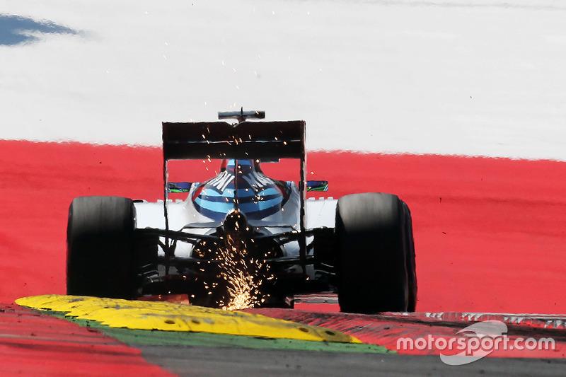 Ф1, Шпільберг 2016: Феліпе Масса, Williams FW38
