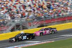 Josh Wise, The Motorsports Group Chevrolet, Jeffrey Earnhardt, Go Green Racing Ford