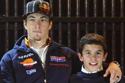 Nicky Hayden und Marc Marquez