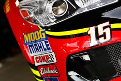 Detail Clint Bowyer, HScott Motorsports Chevrolet