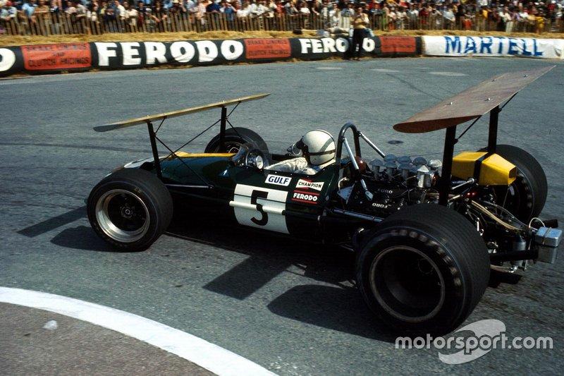 Jack Brabham, Brabham BT26 Ford