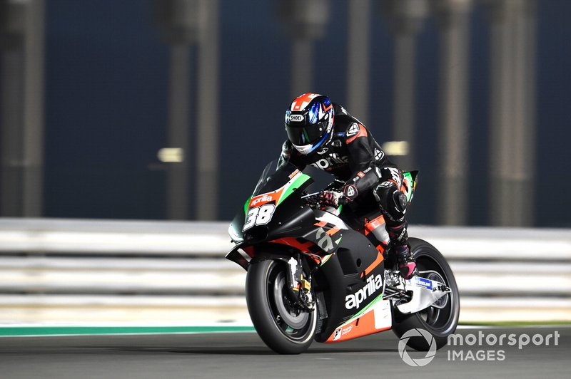 Bradley Smith, Aprilia Racing Team Gresini
