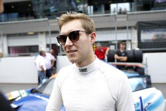 #10 HONDA Team Schubert Motorsport Honda NSX GT3: Philipp Frommenwiller