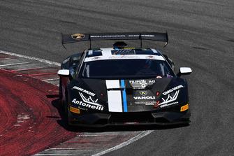 Lamborghini Huracan-S.GTCup #102 Antonelli Motorsport: Petrolini-Valente