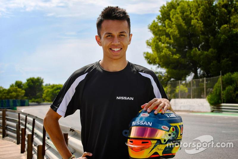 *Alex Albon, Nissan Fórmula E