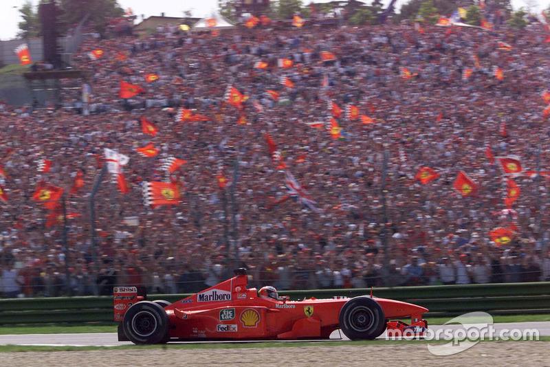 1999 圣马力诺大奖赛