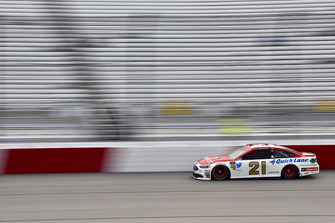 Paul Menard, Wood Brothers Racing, Ford Fusion Motorcraft / Quick Lane Tire & Auto Center