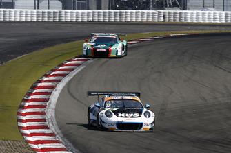 #18 KÜS Team75 Bernhard Porsche 911 GT3 R: Adrien de Leener, Klaus Bachler
