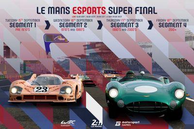 Le Mans Esports açıklaması