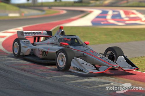 Indycar iRacing Challenge : Manche 5