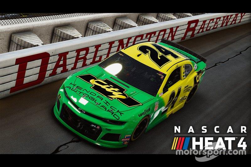 Компьютерная игра Nascar Heat 4 2019