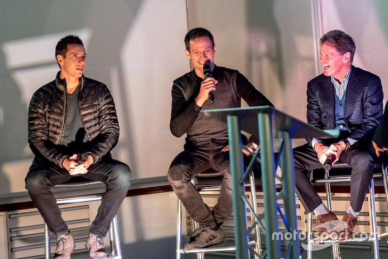 Sébastien Ogier, Julien Ingrassia, Malcolm Wilson, M-Sport, festeggiano