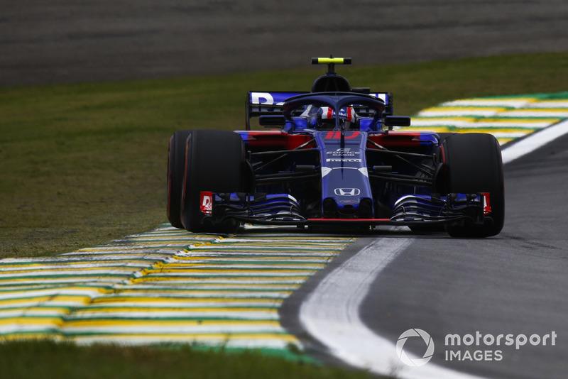 9: Pierre Gasly, Scuderia Toro Rosso STR13, 1'09.029