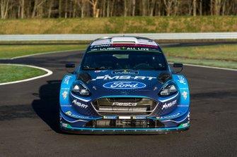 M-Sport Ford tanıtım
