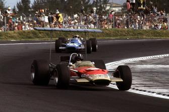 Graham Hill, Lotus 49B Ford
