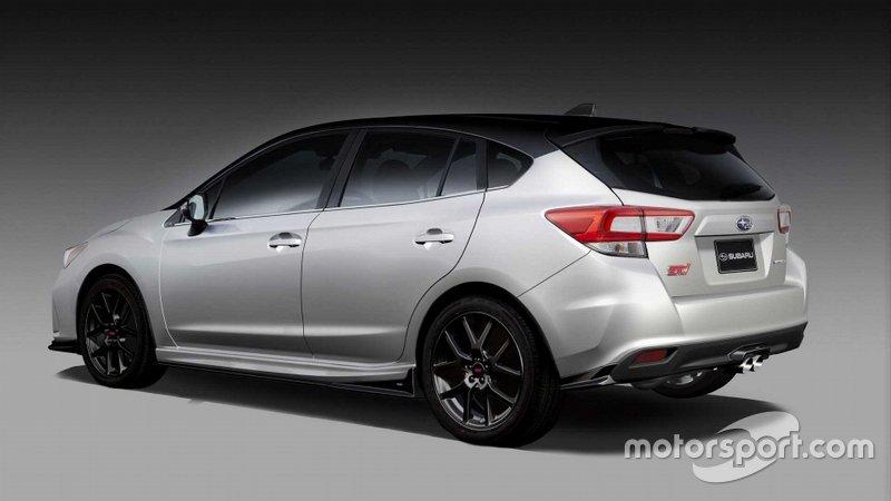 Концепт Subaru Impreza STI 2019 року