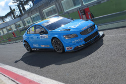 Thed Björk, Polestar Cyan Racing Volvo S60 Polestar TC1