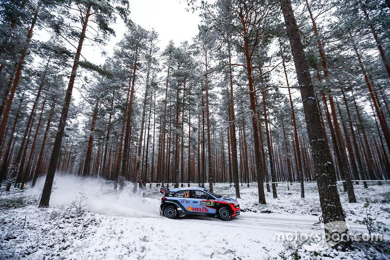 10. Thierry Neuville, Nicolas Gilsoul, Hyundai i20 WRC, Hyundai Motorsport