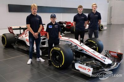 Sauber Academy launch