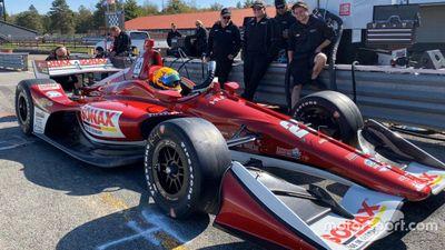 Mid-Ohio Sports Car Course oktober test