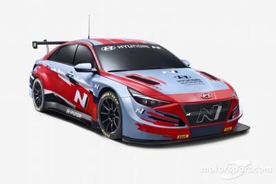 Hyundai Elantra N TCR launch