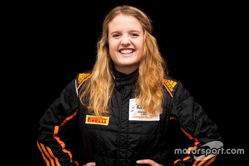 Caitlin Wood (21) aus Australien