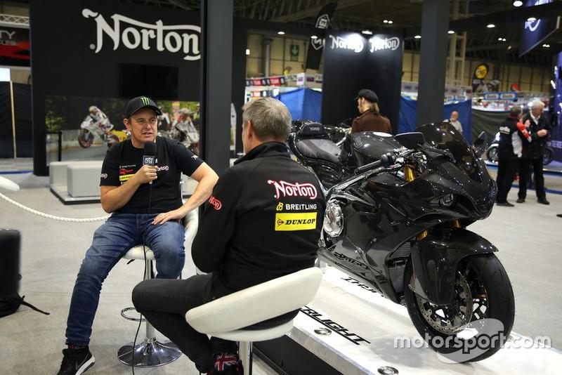 Norton Racing açıklaması